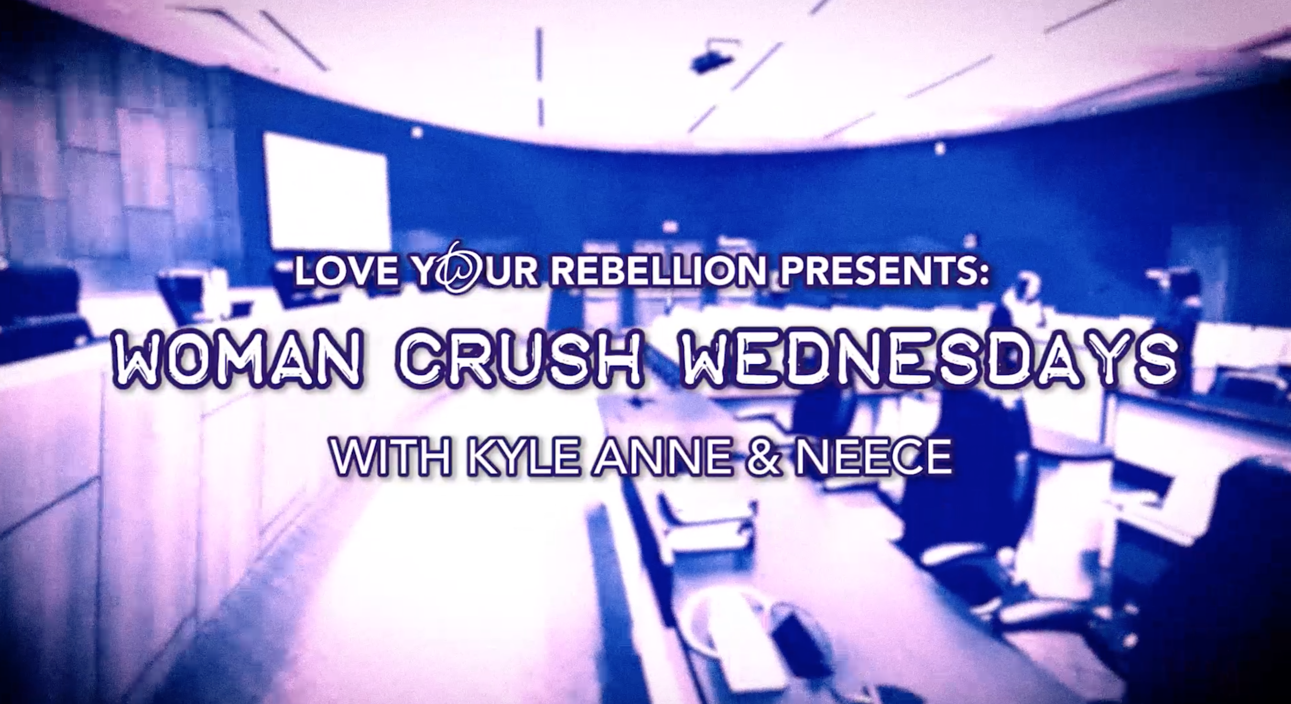 Woman Crush Wednesdays, Episode 4: April Freeman & Jessica Cosden