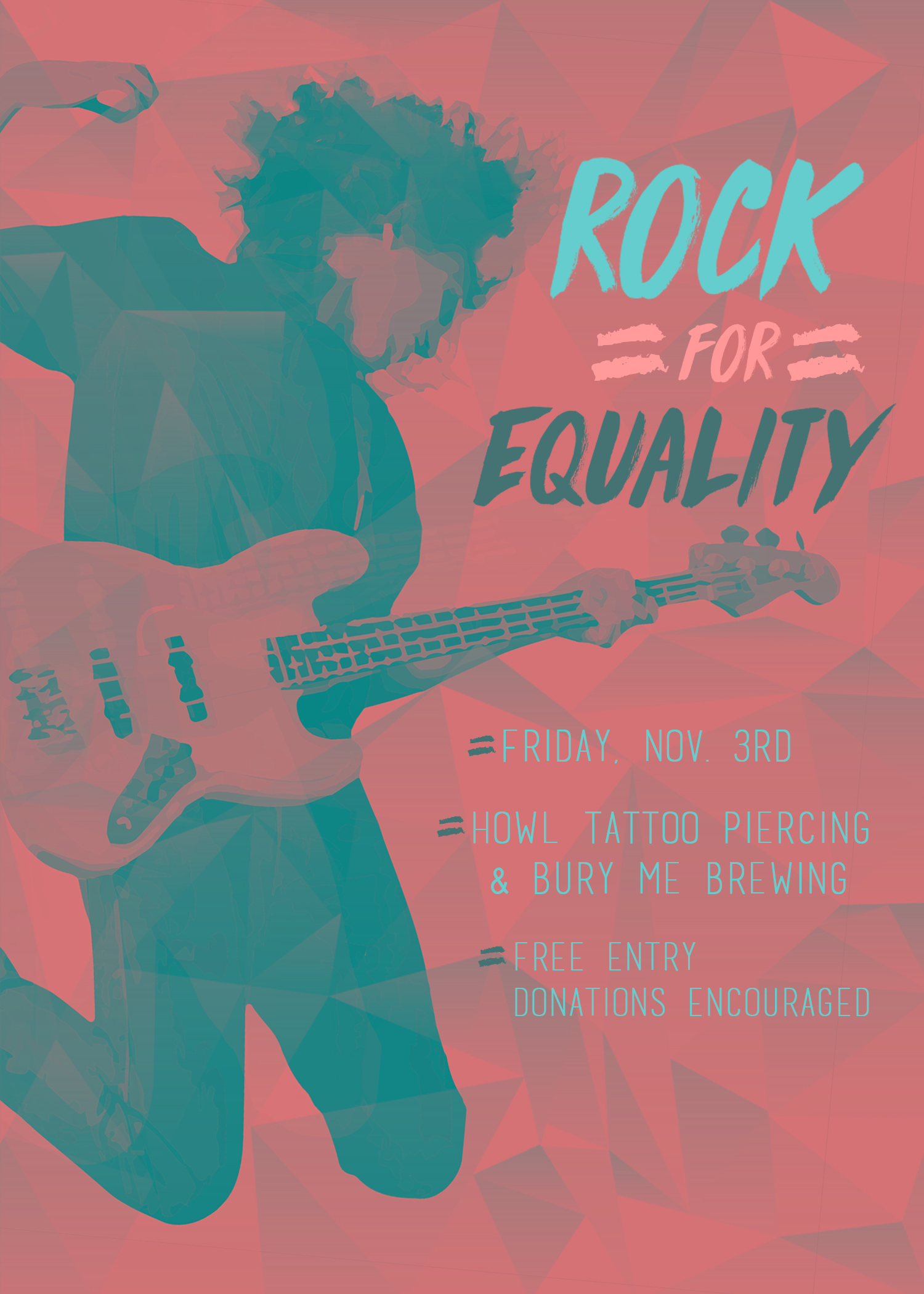 How Fort Myers' Rock for Equality Fused Music, Art, Orgs, & Causes