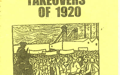 Anarchists in the Italian Factory Takeovers of 1920