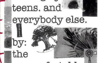 Seven Poems for Angsty Teens and Everybody Else