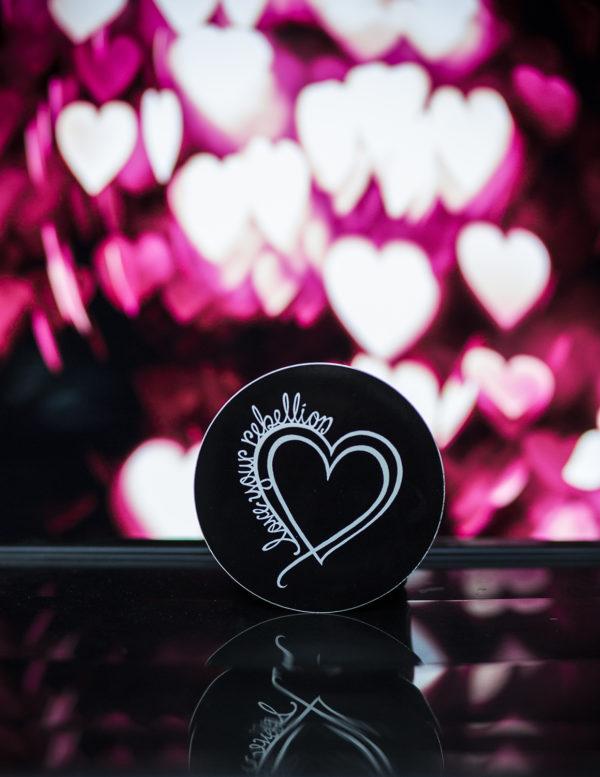 LYR Sticker | Love Your Rebellion