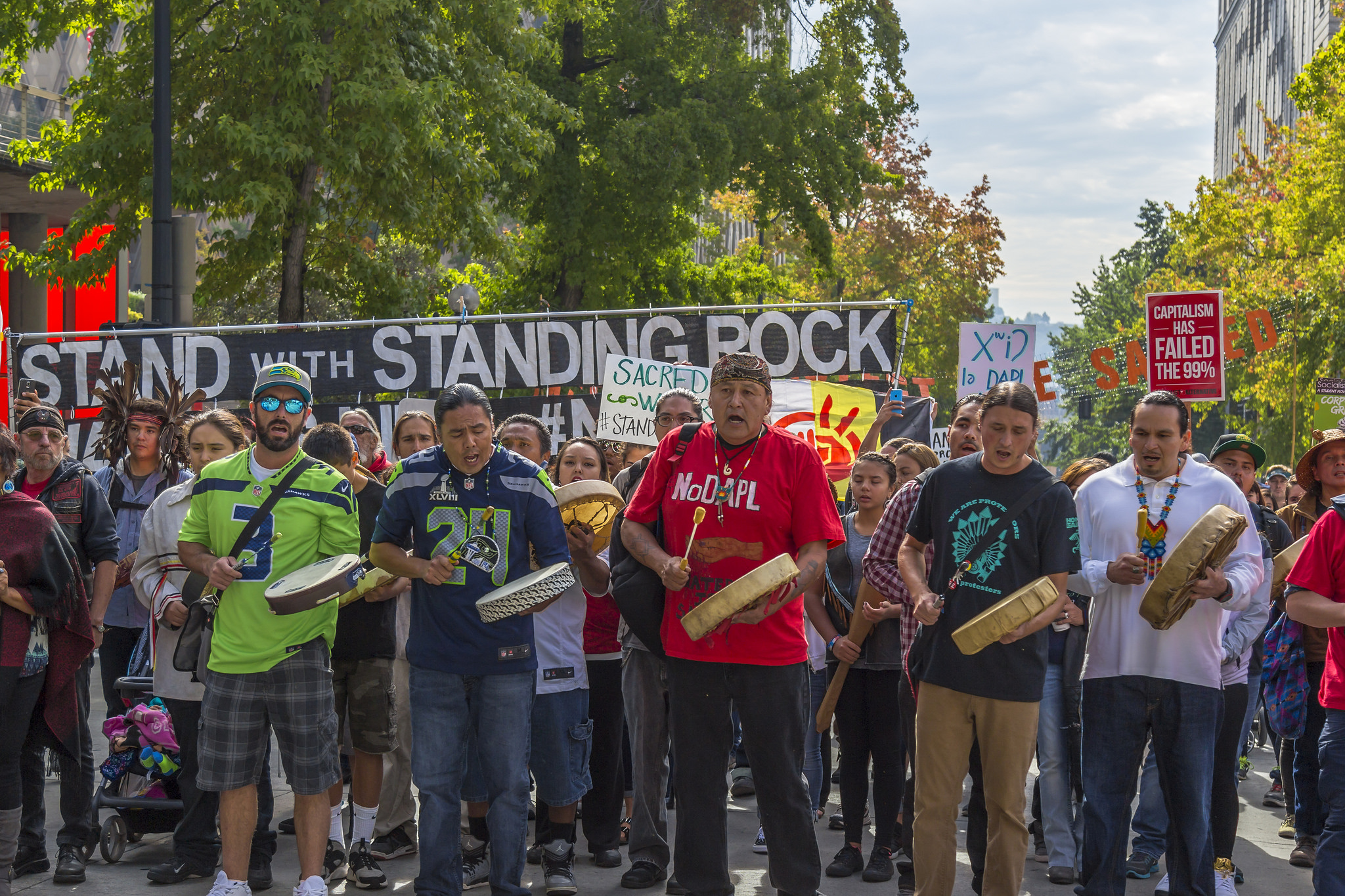 Help Standing Rock This Thanksgiving