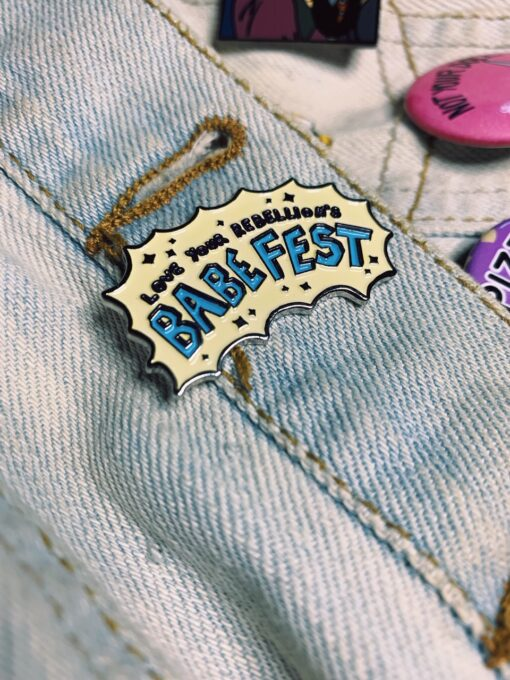 love your rebellion babefest