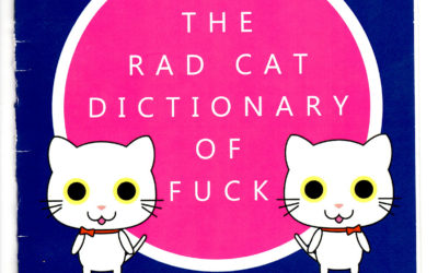 The Rad Cat Dictionary of Fuck