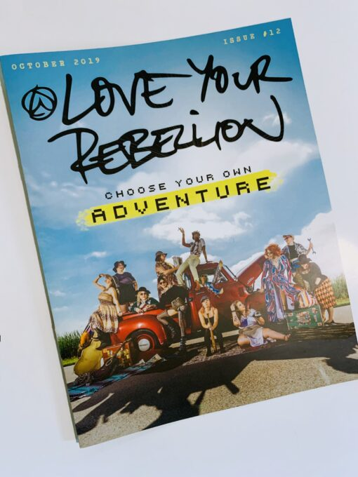 love your rebellion zine