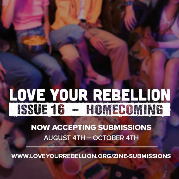 love your rebellion zine